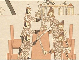 British Parliament > Cut-Out and Bayeux Tapestry Animations