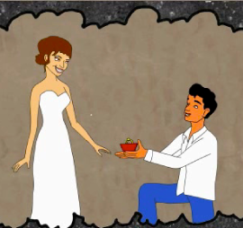 Animated Video for Wedding Event