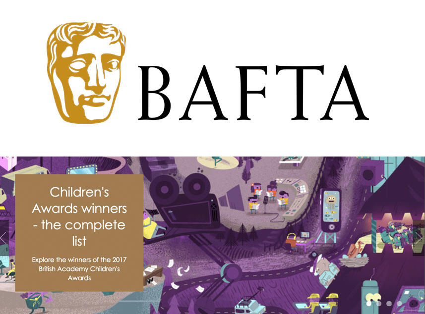 King Bee Director Martyn Niman Judges at 2018 Preschool BAFTA