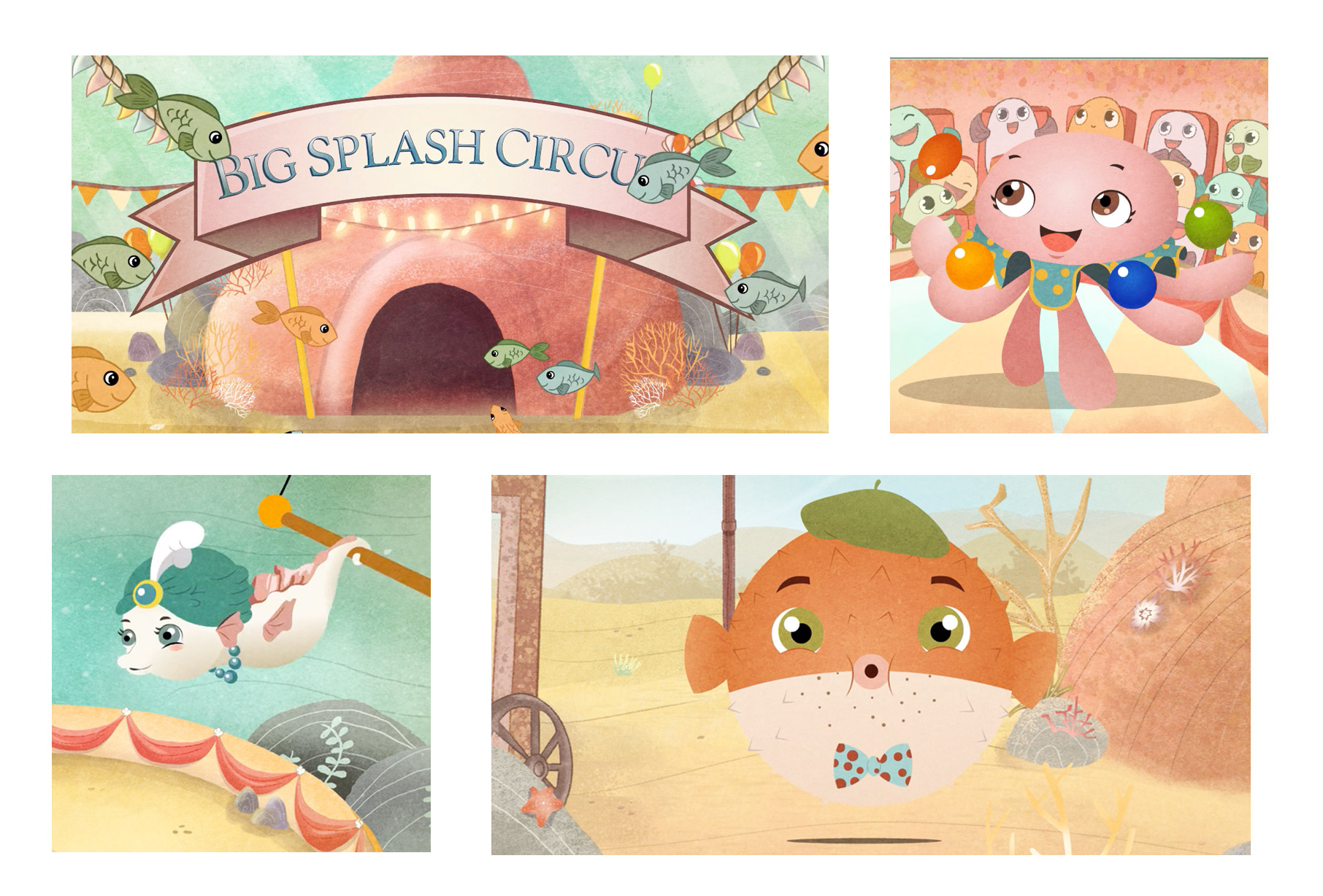 Big Splash Circus